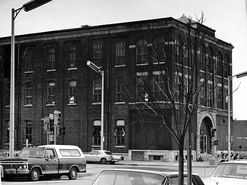 Byers Printing Company Historical Photo
